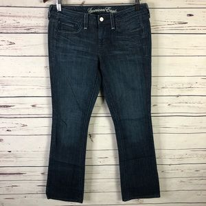 American Eagle True Boot cut jeans size 9,  31x32